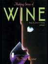 Making Sense of Wine (MP3)